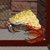 GME: Attack of Spaghetti Crab
