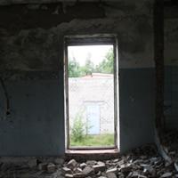 Collapsed Brick House Escape