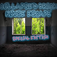 Collapsed Brick House Escape – Special Edition