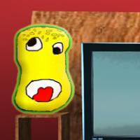Crazy Sponge escape