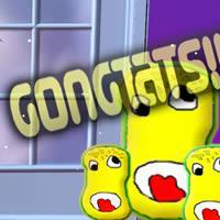 Crazy Sponge – Family escape