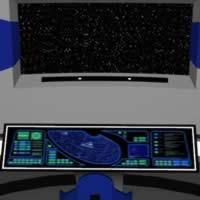 Collapsed Spaceship