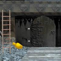 Collapsed Theatre escape