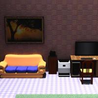 Gold Room Escape Summer