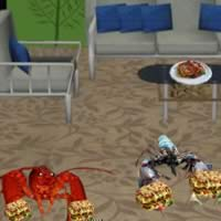 Attack of Lasagna Lobsters