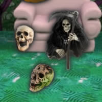 Halloween Memory Escape
