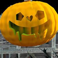 Halloween Pumpkin escape