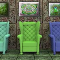 Escape Fan – 3 Chairs Room Escape