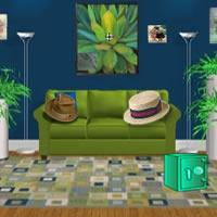 Golden Hats Room Escape