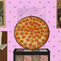 Golden Pizza Room Escape