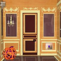 Halloween Pumpkin House Escape