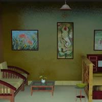 Minimalistic House Escape 4