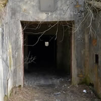Mysterious Bunker Ruins