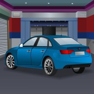 Car Garage Escape 2