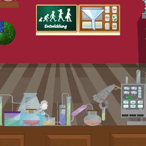 Escape Fan: Laboratory Escape