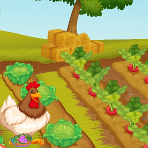 Hidden Escape 16 – Rhubarb Garden
