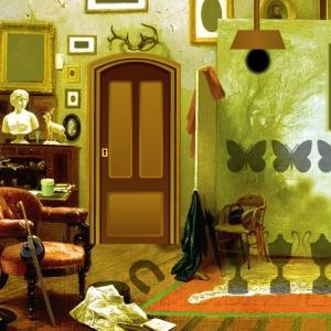 Old Art Studio Escape