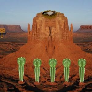 Perfect Desert Escape