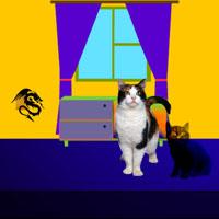 Cats House Escape