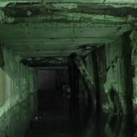 Dark Underground Catacombs Escape