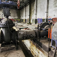 Rusty Power Plant Escape